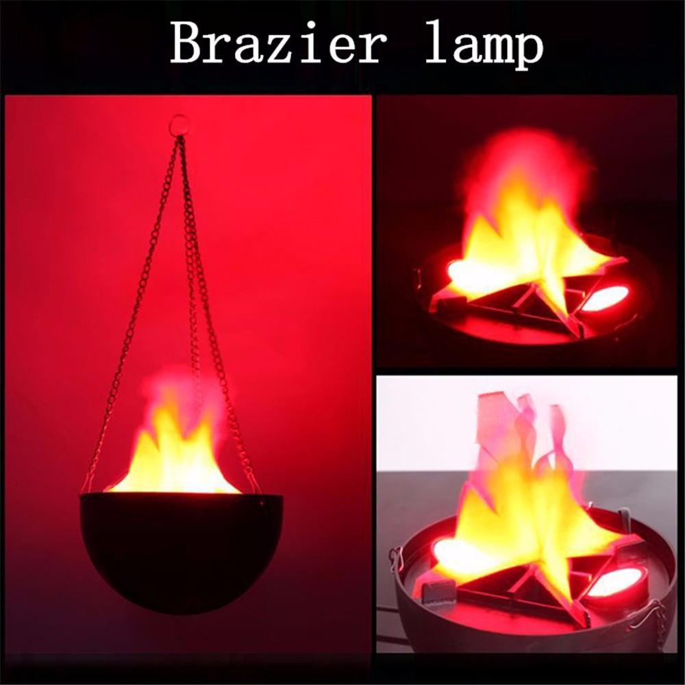 Buy Led Flame Fire Light Effect Simulated Nature Brazier Lamp At Affordable Prices Free Shipping Real Reviews With Photos Joom