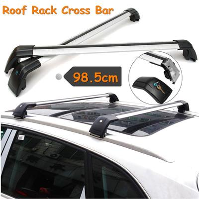 Universal Roof Rack Cross Bars Luggage Carrier Rubber Gasket Luggage Box Trunk Rail Car Roof Rack Roof Racks & Boxes Travel & Roadway Product
