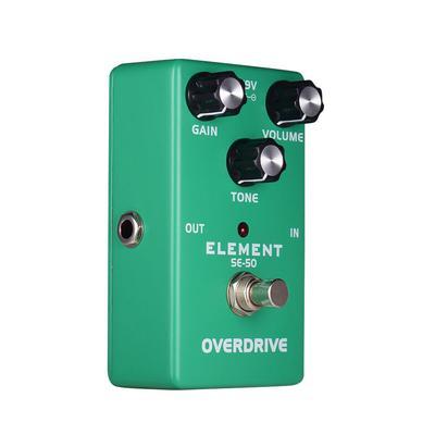 Twinote Tube Drive Guitarra El/éctrica Overdrive Pedal Monoblock Effect Efecto de Guitarra