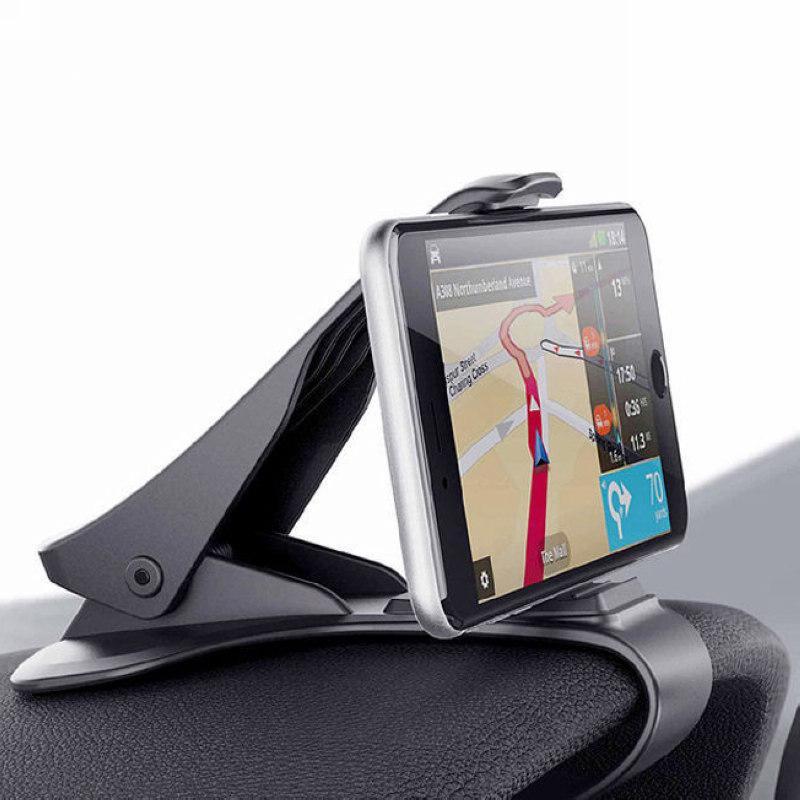Xtian Универсальный Черный автомобиль приборной панели Маунт Держатель Стенд HUD Дизайн для сотовых телефонов GPS