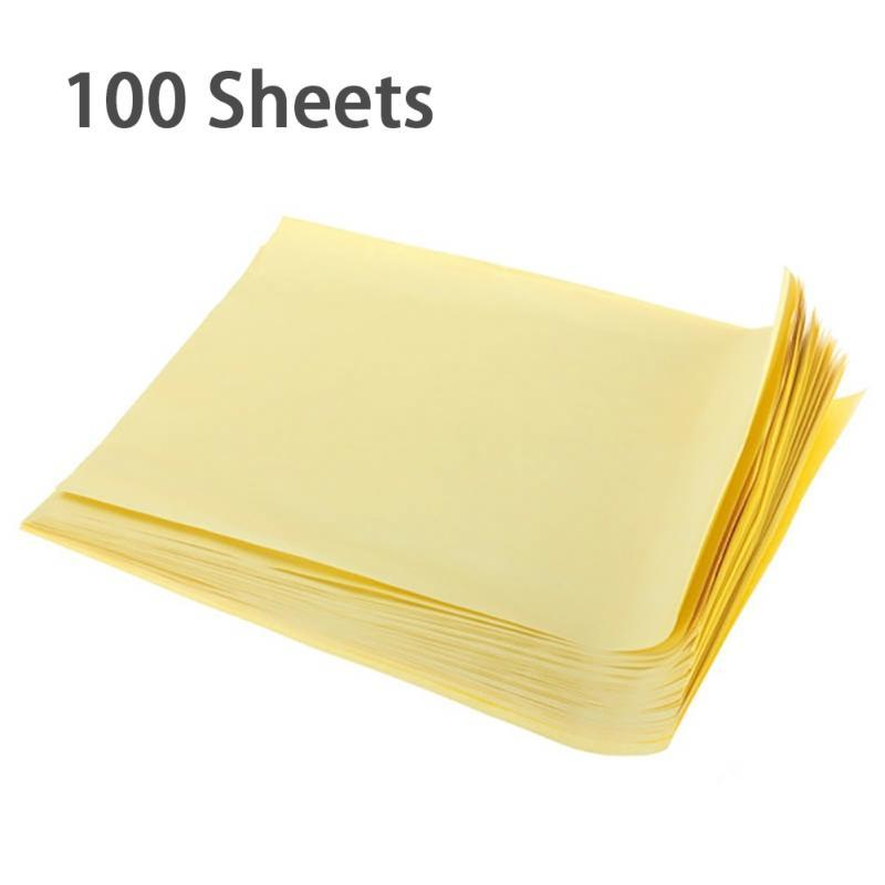 Useful 10pcs A4 Toner Heat Transfer Paper Yellow For Diy Pcb Electronic Prototype Mark Top Quality Active Components Electronic Components & Supplies