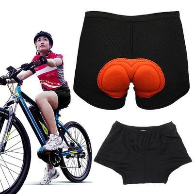 Men Women Bike Bicycle Cycling Shorts Gel 3D Padded Underwear Pants Breathable
