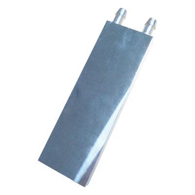 Aluminum Radiator 6Pipe Heatsink PC Water Cooler Mount Heat Exchanger 60mm