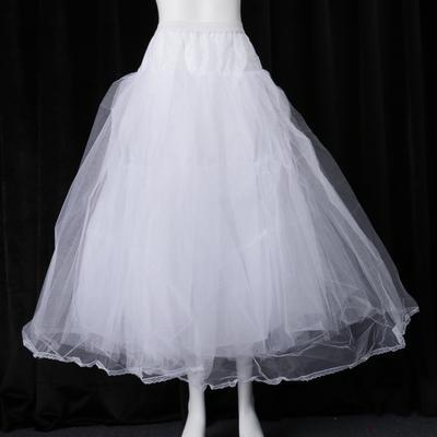 1 capa 3 aro dama niña enagua enaguas de la boda nupcial desliza la ... 1e2826773d8b