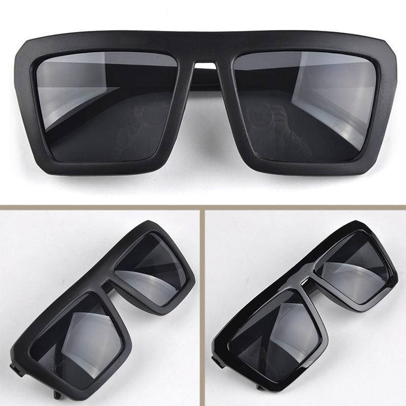 ?明星太阳镜情侣水银反光墨镜新款韩版时尚男女潮人大方框眼镜