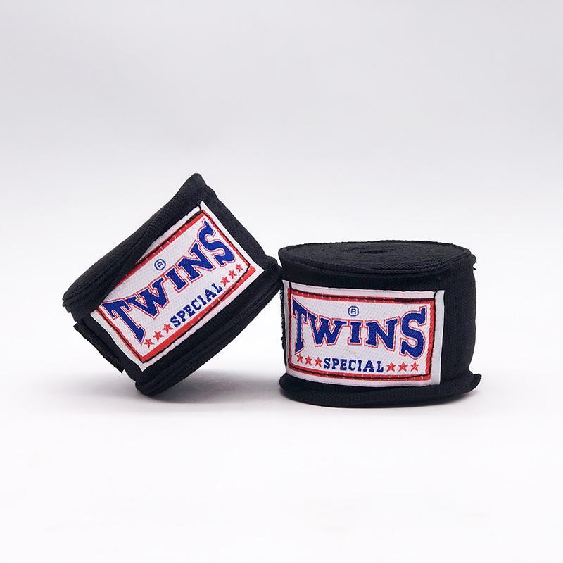 2Pcs//Pack 5M Length 5cm Width Hands Wraps Boxing Handwraps For Training Bandages