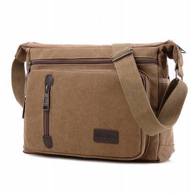 Men Messenger Bags Design Male Crossbody Bag Small Satchel  Men's Casual Travel Shoulder Bag