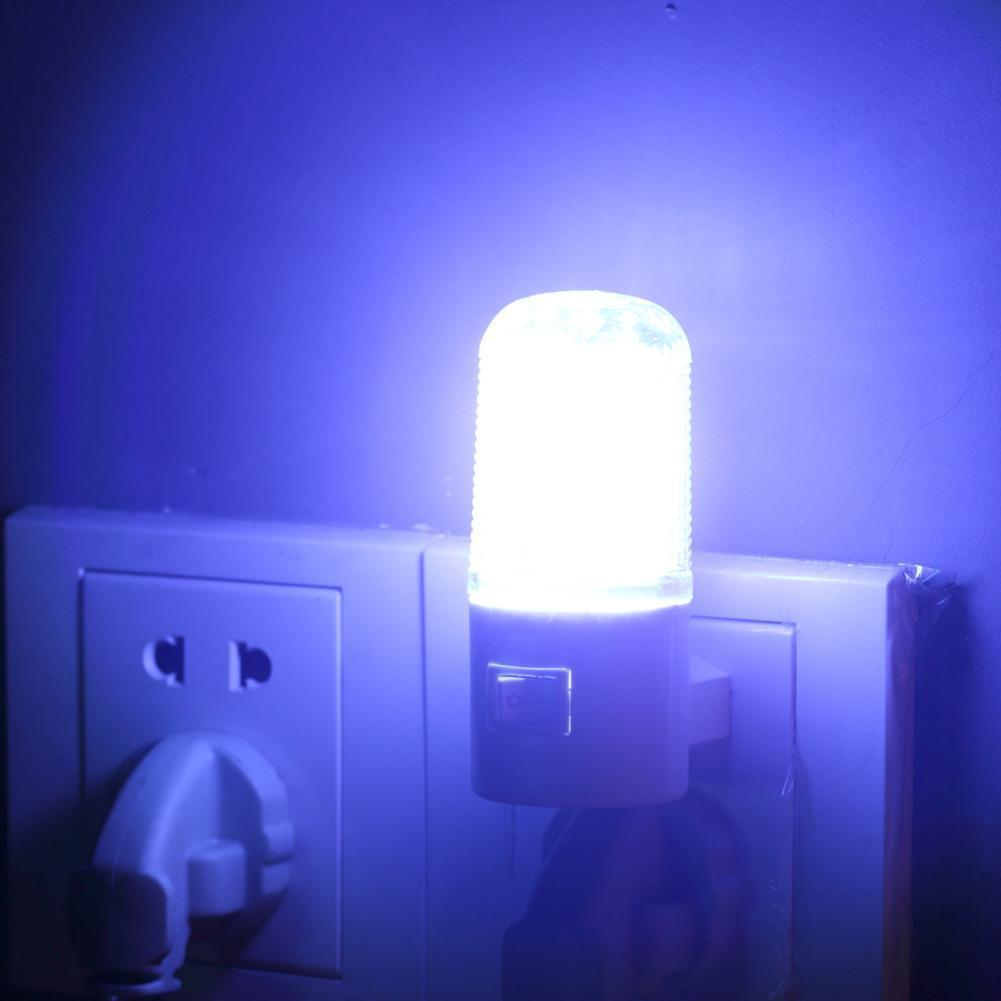 Led Night Bedside Lamp Wall Mounted Us Plug Bedroom Lighting Bulb Buy At A Low Prices On Joom E Commerce Platform