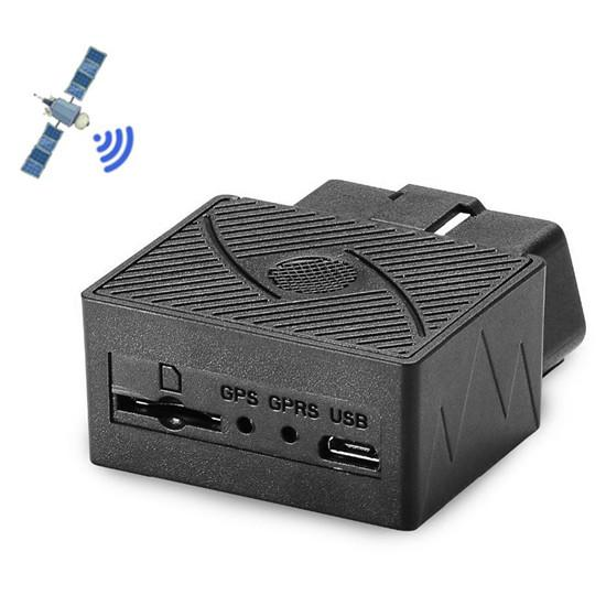 GPS Tracker Car OBD II GPS Locator 16PIN OBD Plug Play GSM OBD2 2 In1 Tracking Device OBD2 с онлайн-программным обеспечением IOS Andriod – купить по низким ценам в интернет-магазине Joom