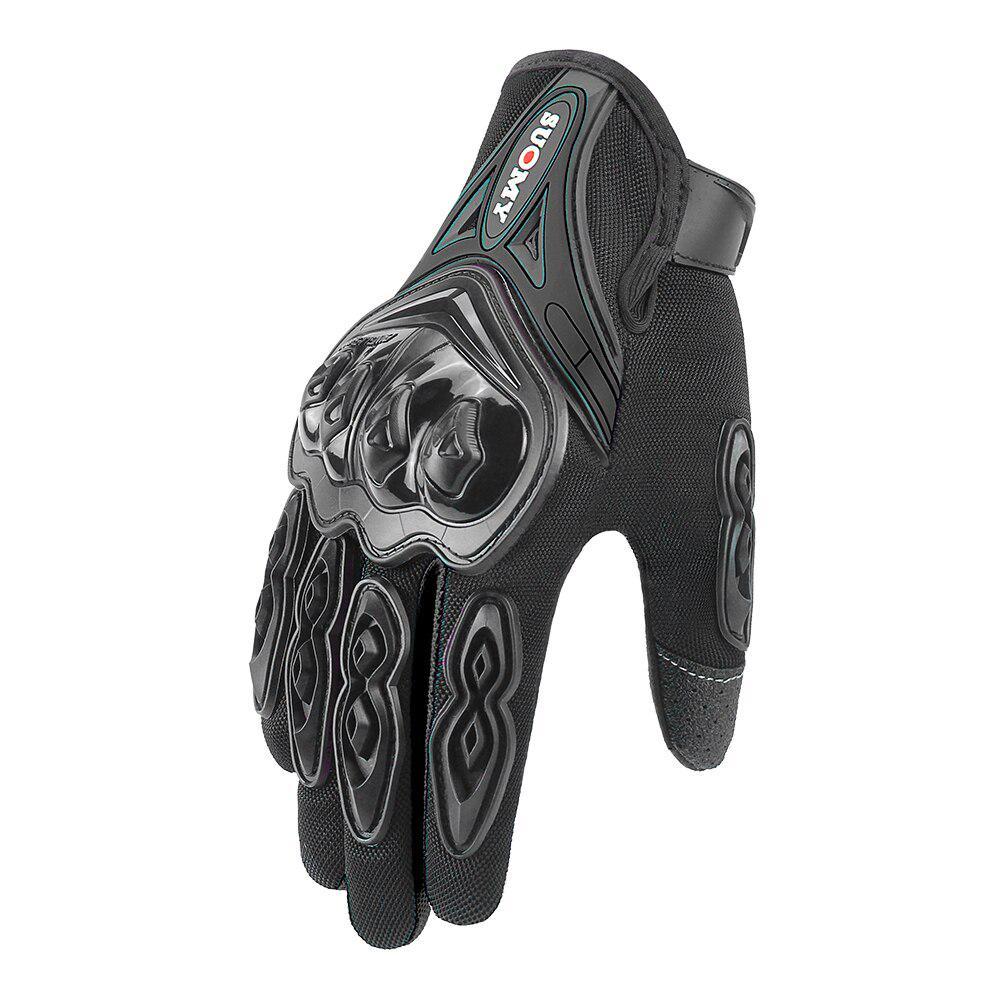 Winter Motorcycle Gloves 100/% Waterproof Motorbike Cycling Gloves Warm Windproof Touchscreen MotoCROSS Cycling Multi-purpose Gloves for Men Women Black,XXL