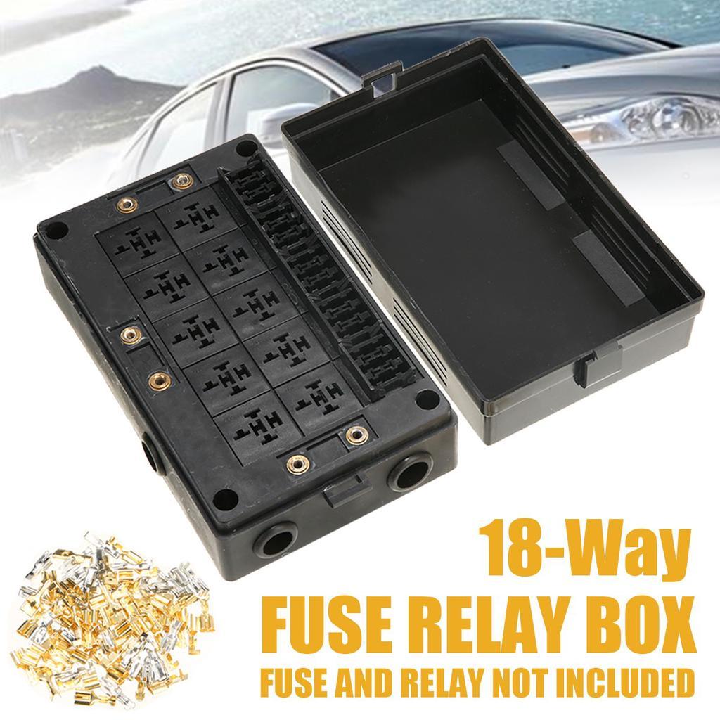 [TBQL_4184]  Universal 6 Way Fuse Box Block Car Fuse Holder Case Vehicle Circuit Auto  Blade archives.statelegals.staradvertiser.com | Fuse Box Portable |  | statelegals.staradvertiser.com