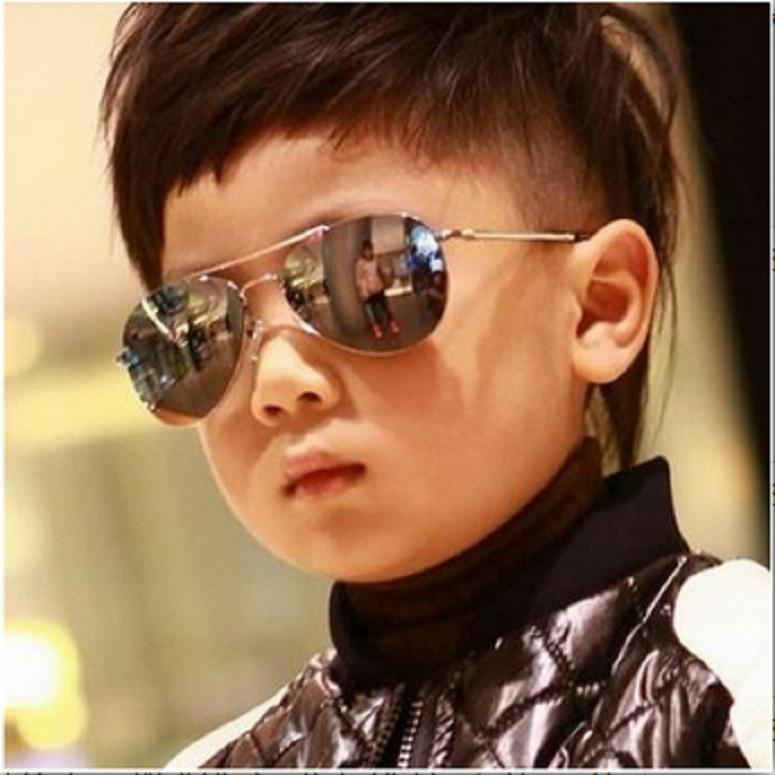 8ed21f98d6e Baby Kids Sunglasses Metal Frame Child Goggles Glasses ZZP-buy at a ...
