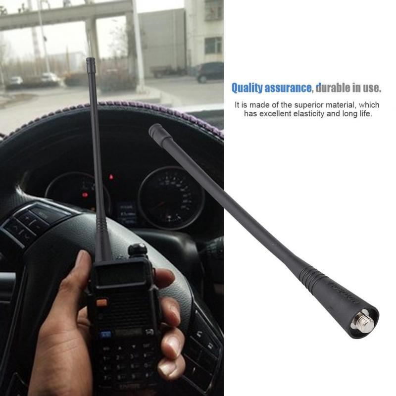 5x UHF Long Antenna for Motorola HT50 HT600 HT750 HT1250 Portable Radio