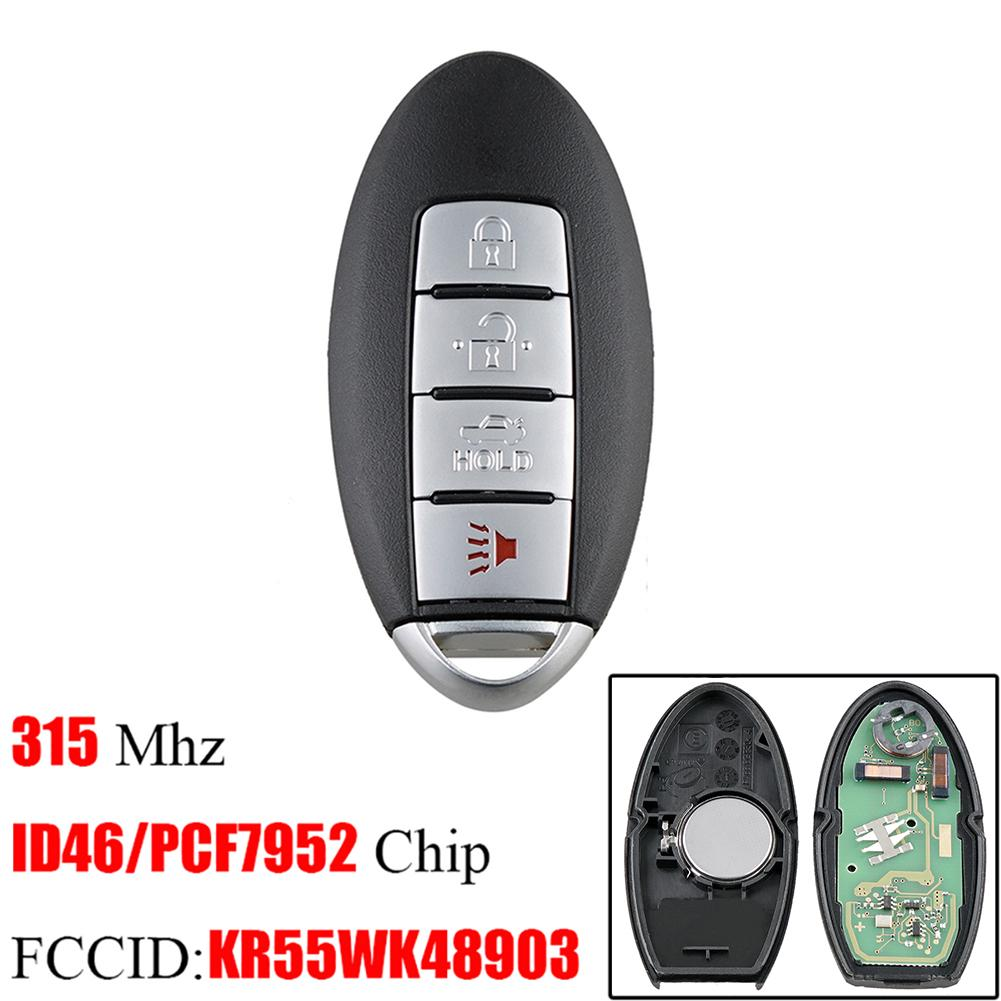 2 Car Transponder Ignition Chip Key For 2011 2012 2013 2014 2015 Toyota Tundra