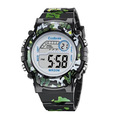 0cb7e4288a52 Los niños relojes niños reloj niños estudiante LED Digital reloj de pulsera  pulsera electrónica reloj para
