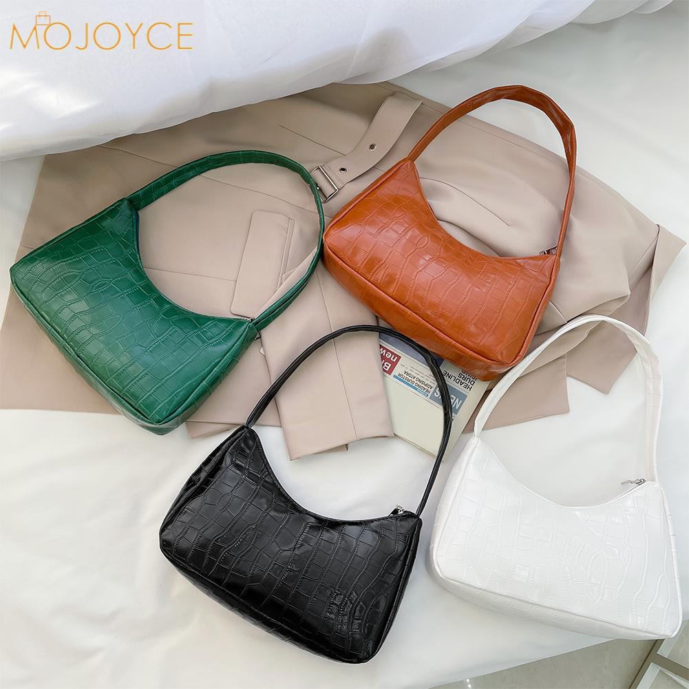 Fashion Alligator Pattern Women Handbag Clutch Totes PU Leather Shoulder Bags