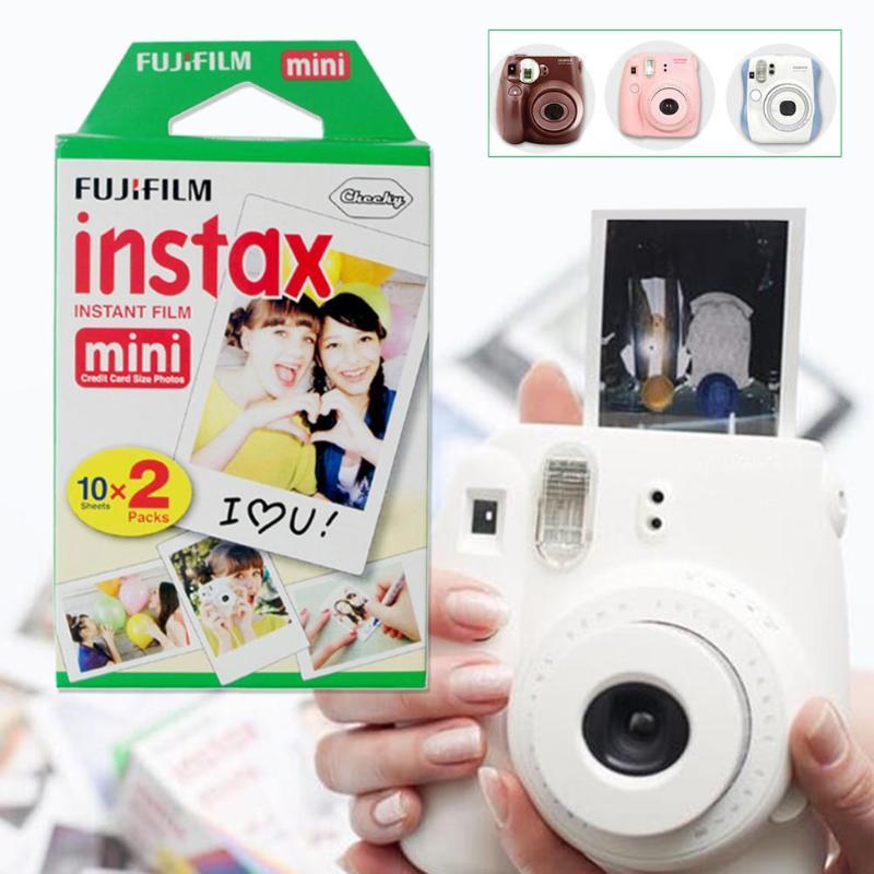 c3af6765c82 Films for Polaroid Cameras Mini7s Mini White Edge Camera Instant ...