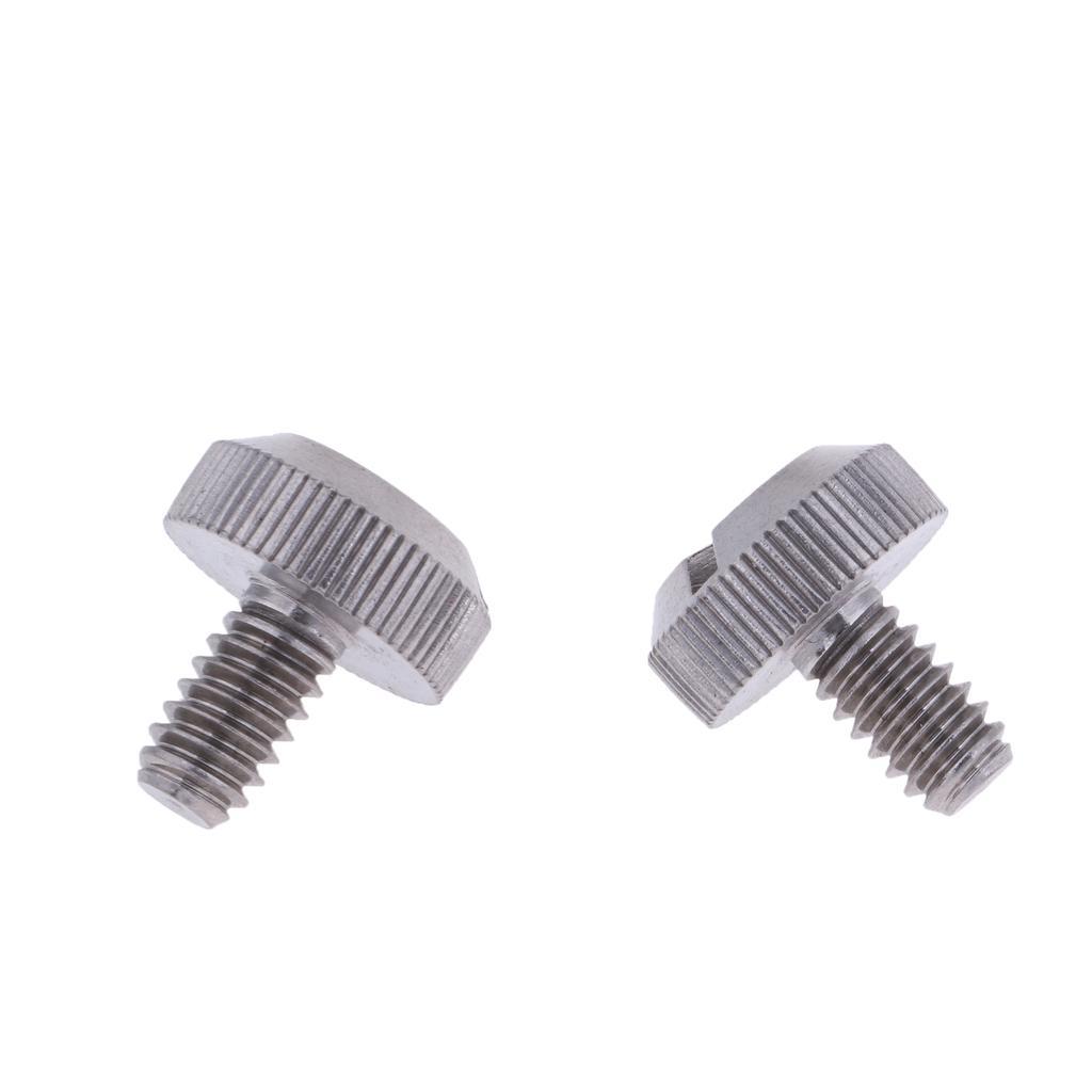 acier inoxydable serrer /à la main l/écrou /à oreilles serrer /à la main M3 M4 M5 M6 M8 kit de fixation /écrous /à oreilles 50 /écrous /à oreilles