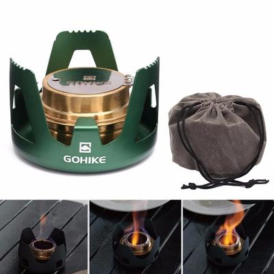 Outdoor Camping Alcohol Stove Spirit Burner Fire off Extinguish Cap Cover LC
