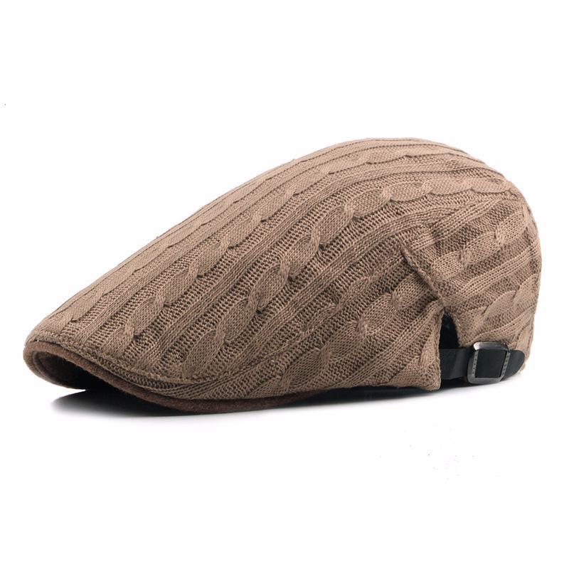 Gorras boina ajustable al aire libre respirable del sol osea ala sombreros hombres  espiga tapa plana - comprar a precios bajos en la tienda en línea Joom 6a1d6efc06f