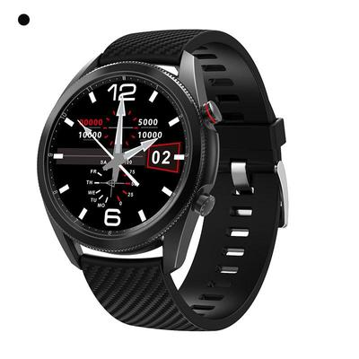 Men's Smart Watch Bluetooth Call Music Play Real-time Heart Rate Blood Pressure Detection Smart Exercise Assistant Smart AI Voice Assistant