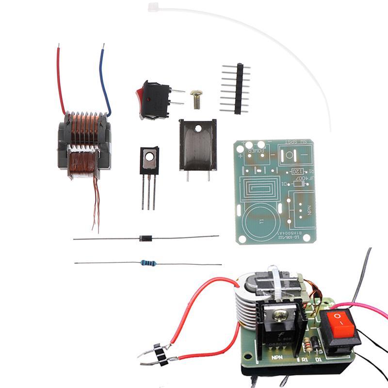 1Set 15KV High Voltage Inverter Generator Spark Arc Ignit*jg