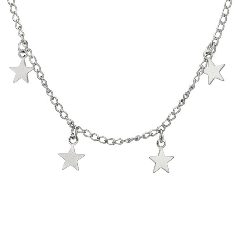 Unique Monochrome necklace Black necklace Tie necklace Bohemian Long necklace Statement Beaded necklace Women Bohemian necklace Gift