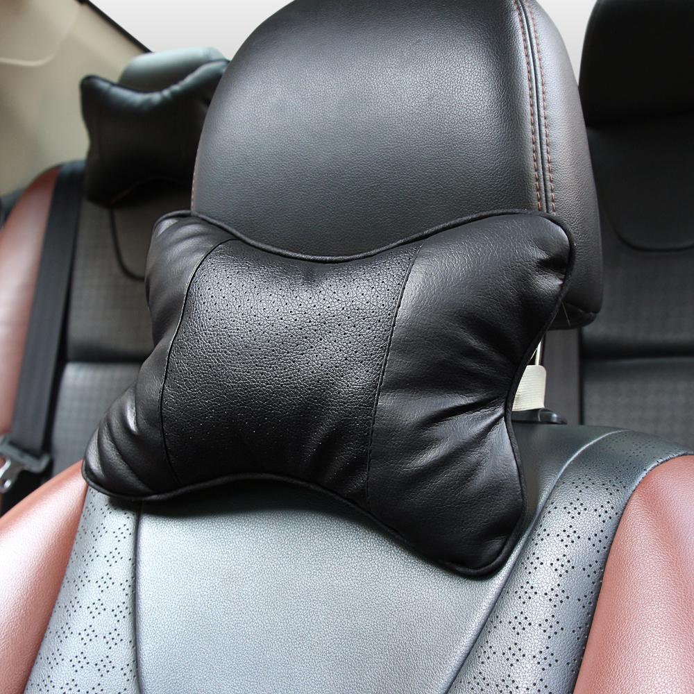 2pcs//set Car Neck Pillow Head Neck Rest Cushion Neck Support for Maybach S//E//5//7
