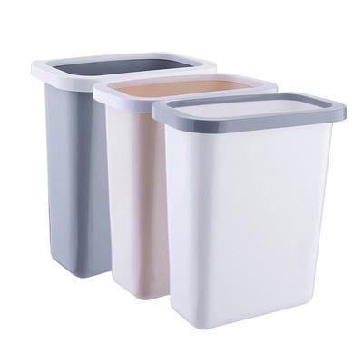 Garbage Bag Easy Change Trash Bin Dustbin Bucket Paper Basket /& Bags