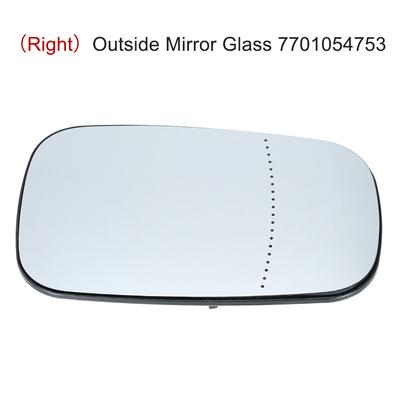 Wing Side Mirror Cover Primed RIGHT Fits RENAULT Megane Scenic Wagon 2003