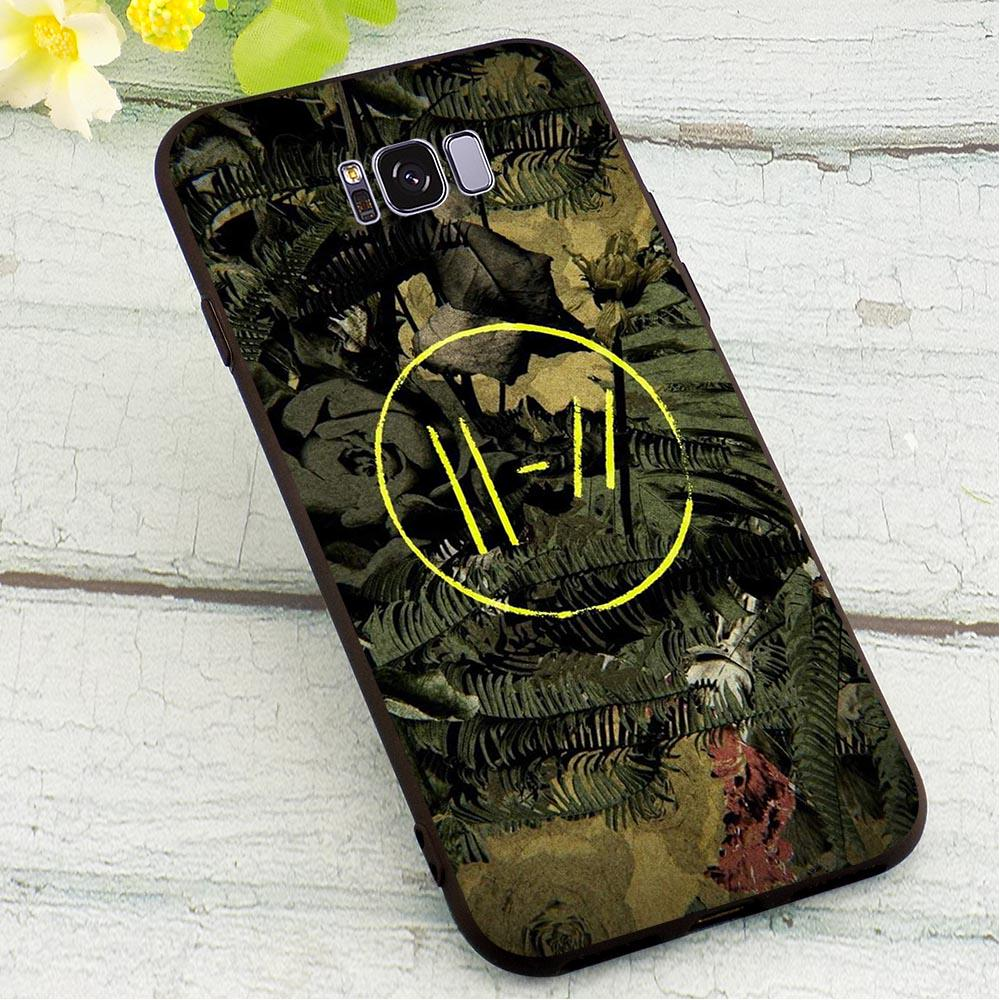 Twenty One Pilots 21 Phone Case for Samsung Galaxy A10 Cover A3 A50 A71 S10 S20 Plus Soft TPU