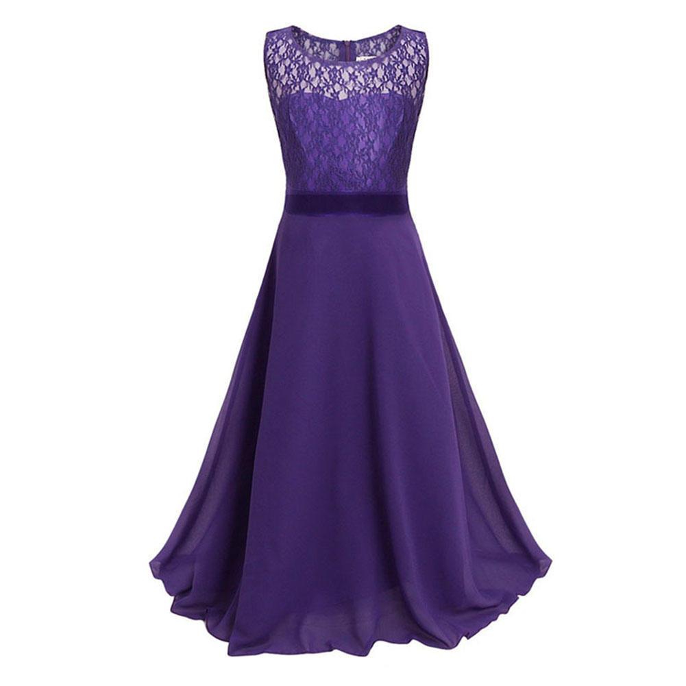 Hermosos vestido de fiesta de boda de niños - comprar a precios ...