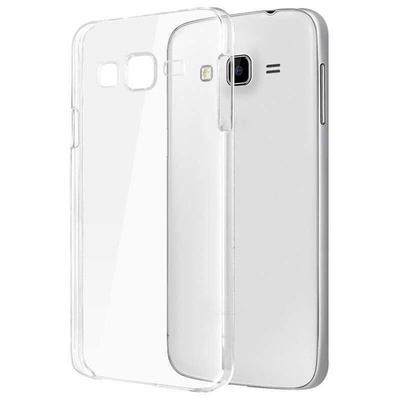 Ultra Thin Clear Transparent Soft TPU Back Cover Case For Samsung Galaxy J3