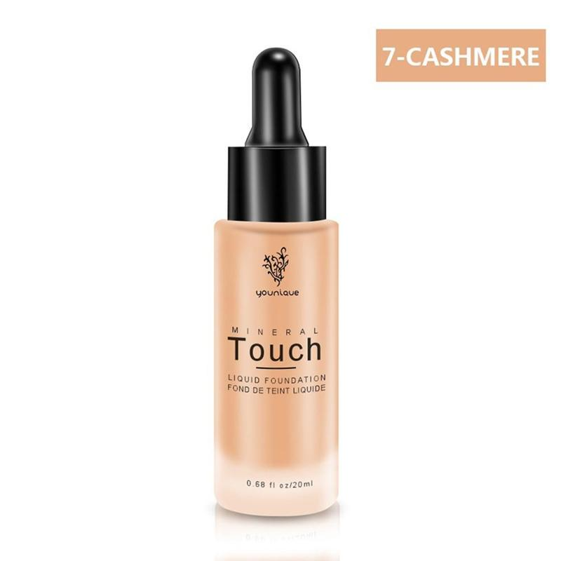 Fond De Ten Lichid Younique Minerale Touch Probe 20 Ml Nuante