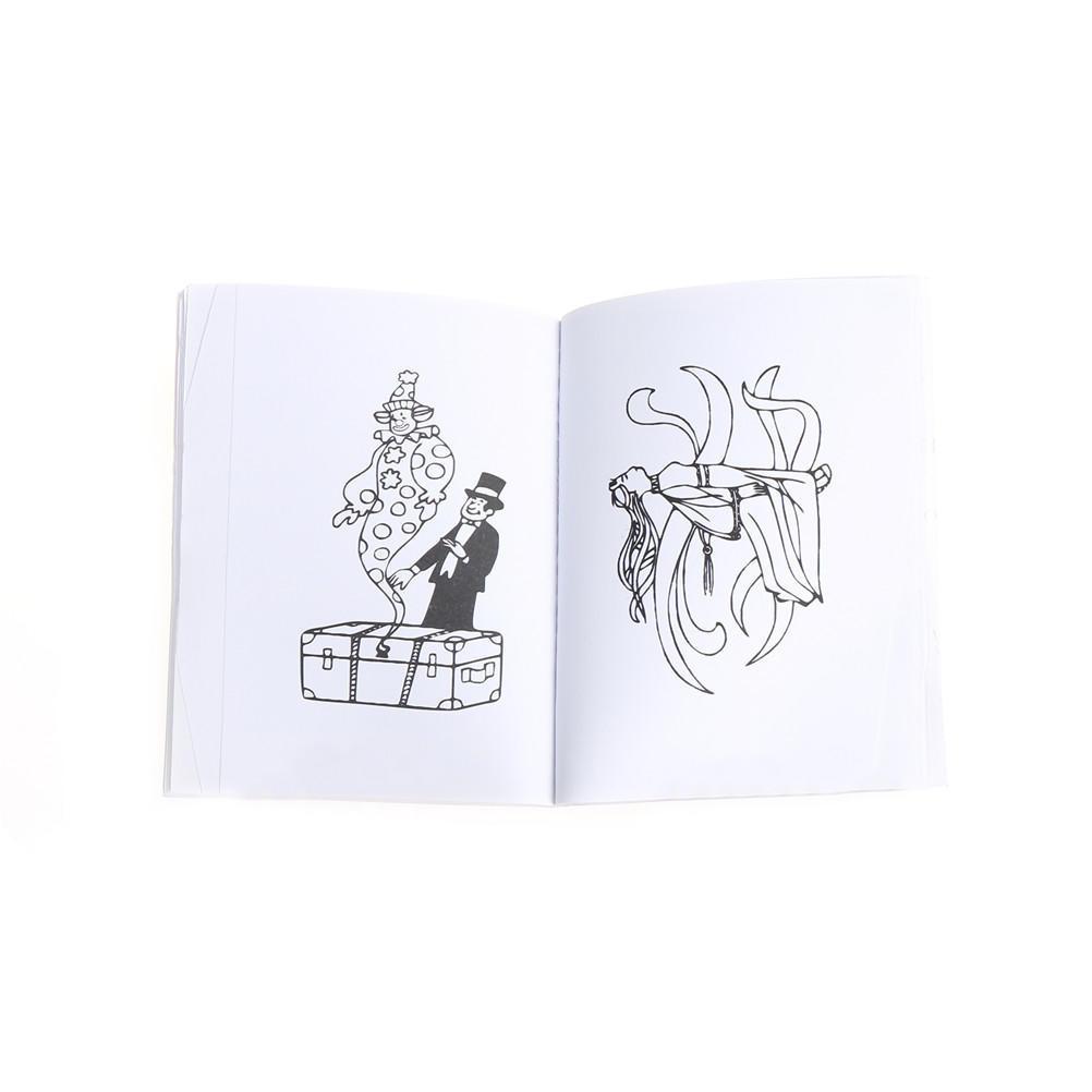 Para colorear dibujos libro libros magia niños apoyos aprendiendo ...