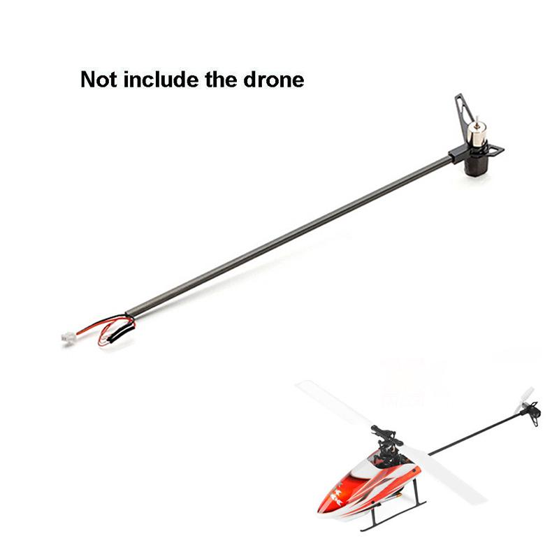 Tail Pipe//Tail Boom Holder Set for WLtoys V950 Radio Control Helicopter DIY