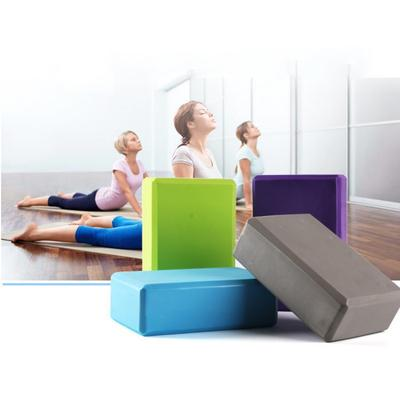 Density Eva Yoga Block Foam Block Pilates Brick Fitness Stretching Health  Training Gym Body Shaping-buy at a low prices on Joom e-commerce platform