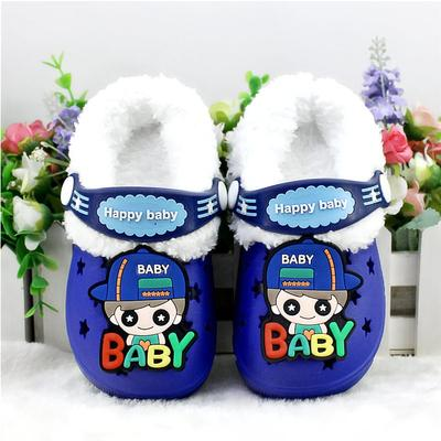 baby boy slippers with grips