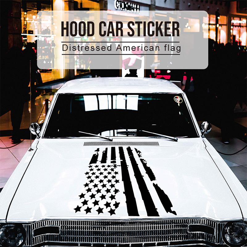"2nd Amendment REFLECTIVE DECAL American Flag Gun Decal 5/"" Trucks Cars Biker"