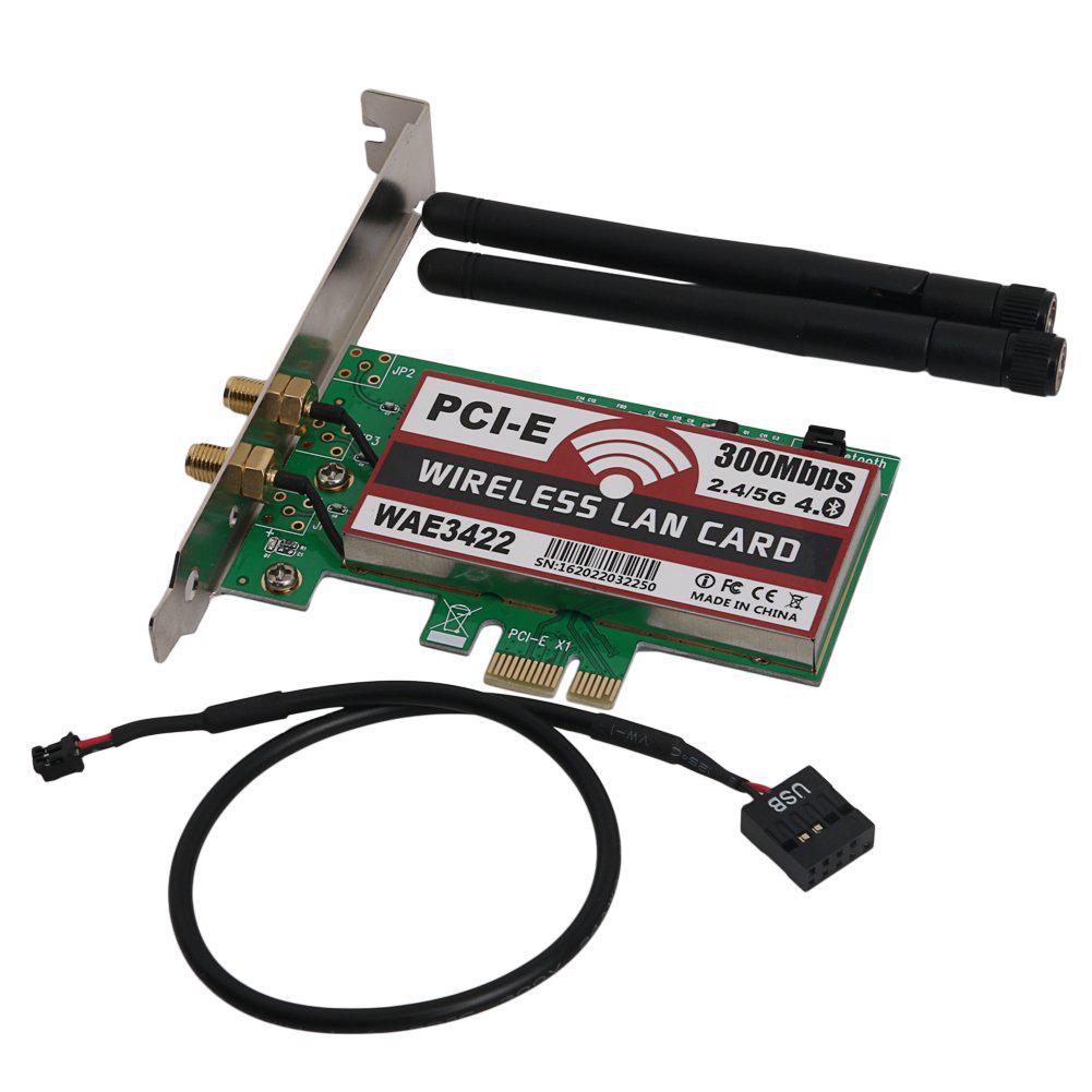 Bluetooth 20200.200 Dual Band 20G/20G 3200200Mbps Pci E Pci Wae3202002020 Network ...