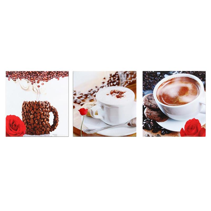 Arte de pared de lona café leche HD sin enmarcar, imprimir imagen ...
