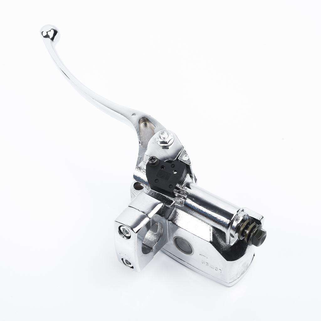 For Suzuki Intruder 800,1400,1500 2X 25mm Brake Master Cylinder Clutch Levers