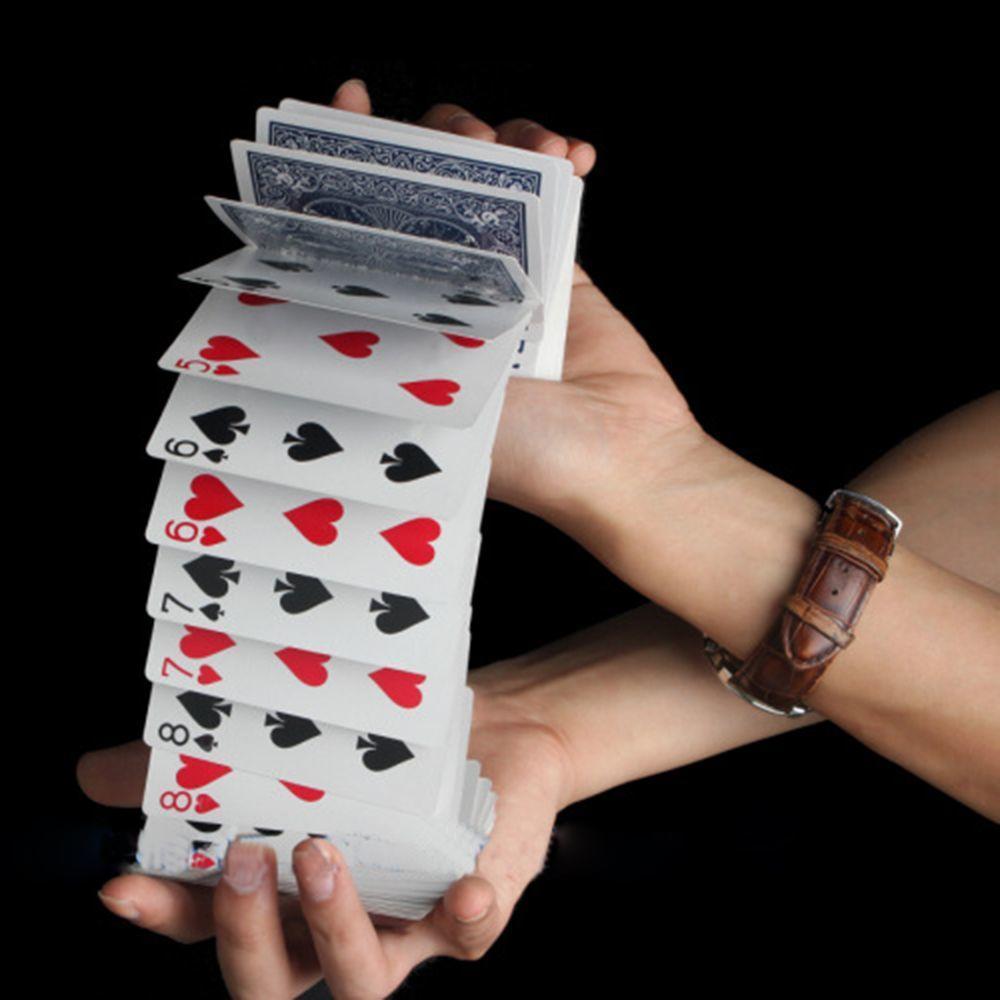 Close Range einfach Wasserfall Poker Magician Tools elektrische ...