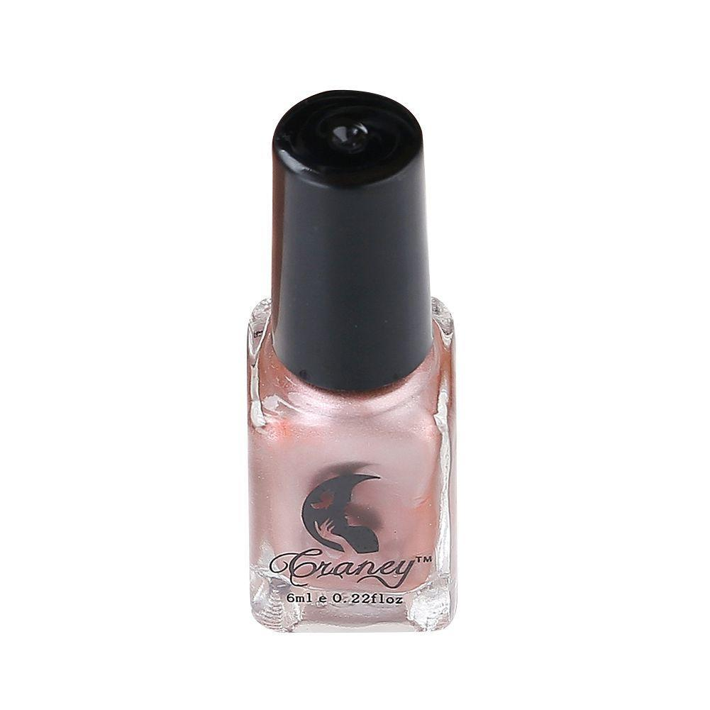 Craney moda Sexy nuevo Metal color esmalte de uñas espejo esmalte de ...