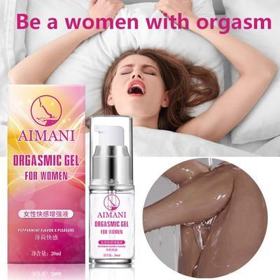 20ml Orgasm Narrowing Vagina Tightening Cream Gel Female Libido Enhancer Intimate Lubricant For Sex Exciter For Women