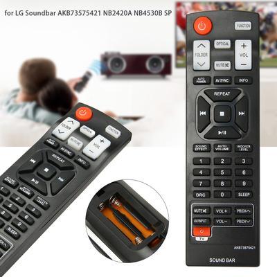 Dagu Replacement Remote Control AKB73575421 for LG Soundbar