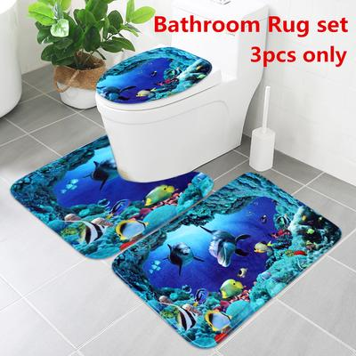 New Summer PVC Bathroom Bath Tub Mat Seashell Non-slip Floor Mat cobblestone