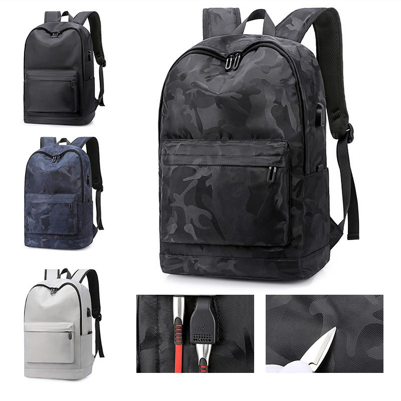Cream Backpack 17 Inch Laptop Backpack Trend Pack for College Business Travel Canvas School Bag