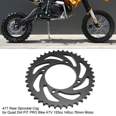 MagiDeal 64 Teeth Rear T8F Chain Sprocket Cog 29mm for 43cc 49cc Mini Pocket Quad Dirt Bike ATV