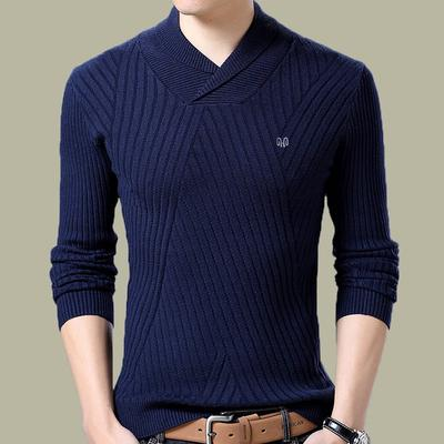 Men/'s Sweaters Fashion O-Neck Winter Pullover Long Sleeve Casual Jumper Clothes